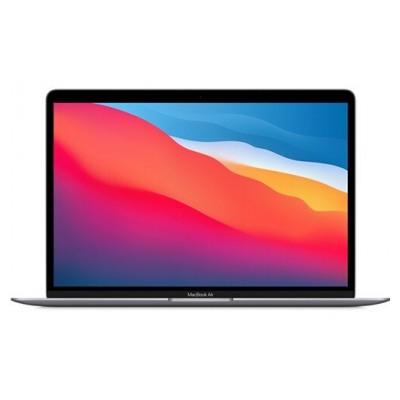 Apple MacBook Air 13'' 256 Go SSD 16 Go RAM Puce M1 Gris sidéral Nouveau