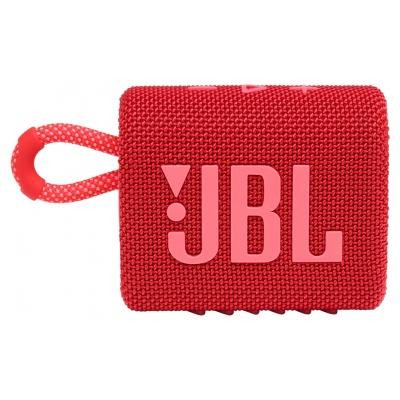 Jbl GO 3 Rouge