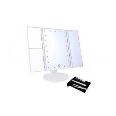 Okoia SET MIROIR LED 5x + KIT MANUCURE