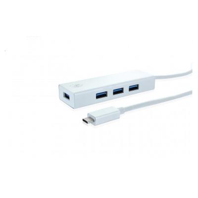 Mobility Lab Hub USB-C + 4 ports USB 3.0