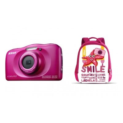 Nikon COOLPIX W100 ROSE PACK SAC A DOS