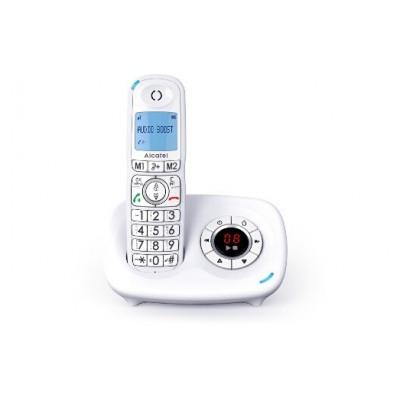 Alcatel Téléphone sans fil DECT avec répondeur pour Sénior