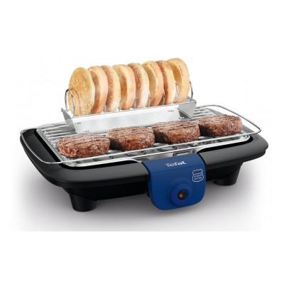 Tefal Barbecue 2 en 1 EASYGRILL BURGER BG90G812