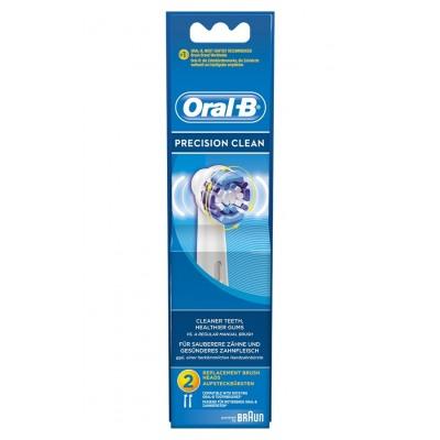 Oral B BROSSETTE PRECISION CLEAN EB20 X2