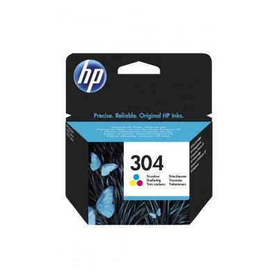 Hp 304 3 COULEURS (N9K05AE)