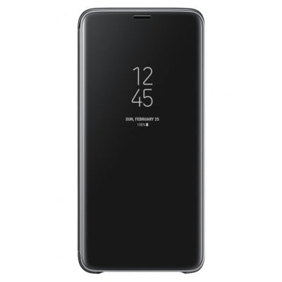 Samsung ETUI CLEAR VIEW POUR GALAXY S9+ NOIR