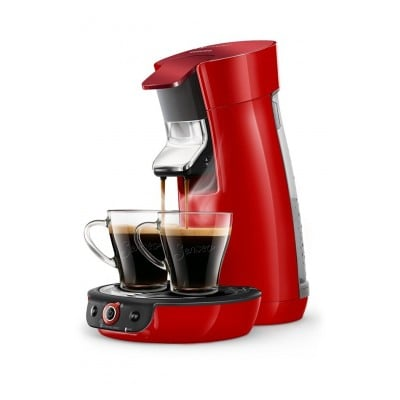 Philips SENSEO VIVA CAFE HD6564/81 Rouge scintillant