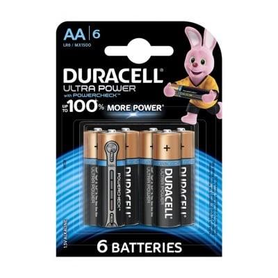 Duracell ULTRA POWER AA X6