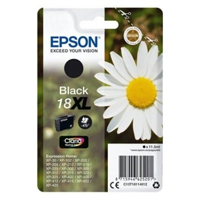 Epson PAQUERETTE XL Noir