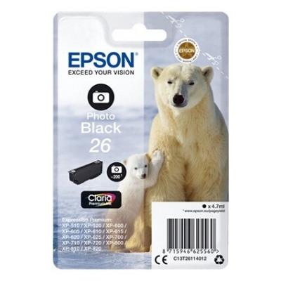Epson OURS Noir Photo
