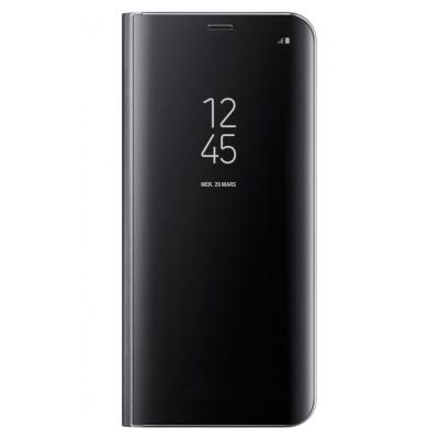 Samsung ETUI CLEAR VIEW COVER NOIR POUR SAMSUNG GALAXY S8 PLUS