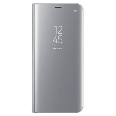 Samsung ETUI CLEAR VIEW COVER ARGENT POUR SAMSUNG GALAXY S8 PLUS