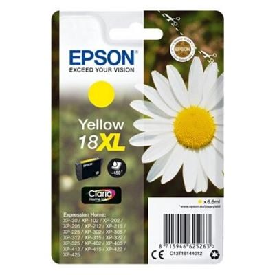 Epson PAQUERETTE XL Jaune