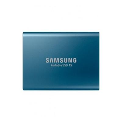 Samsung SSD 2.5 250 GB T5 BLEU